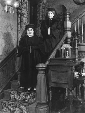 Josephine Hull, Jean Adair, Arsenic and Old Lace, 1944