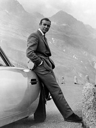007 james bond goldfinger 1964 goldfinger