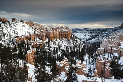 Bryce Canyon, Utah in the Winter