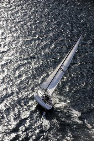 Sailing on Kootenay Lake