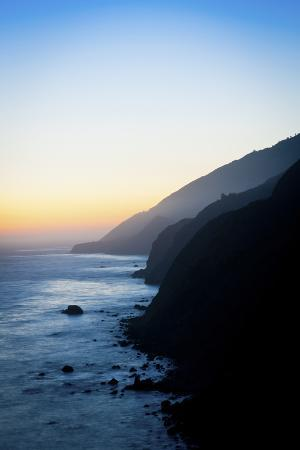 The Beauty of the Famous Highway 1 and Big Sur, California