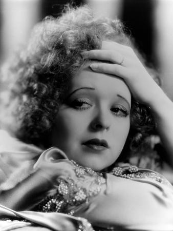 Clara Bow, 1931