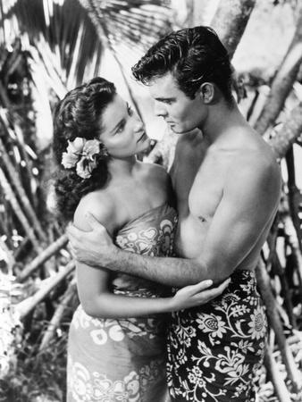 Bird of Paradise, 1951
