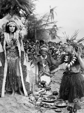 Bird of Paradise, 1932