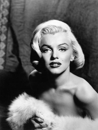 Marilyn Monroe, 1952