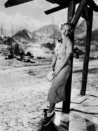 The Petrified Forest, 1936