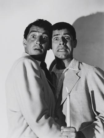 Scared Stiff, 1953