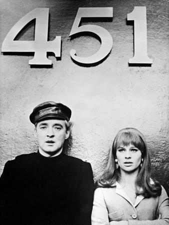 Fahrenheit 451, 1966