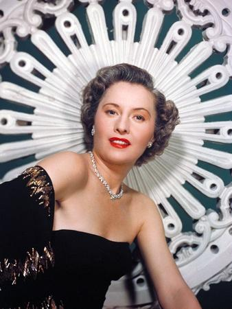 Barbara Stanwyck, 1955