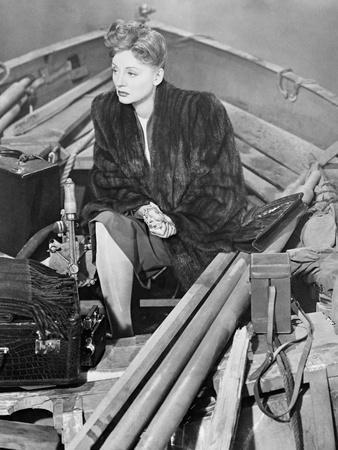 Lifeboat, 1944