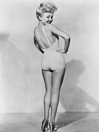 Betty Grable, 1941