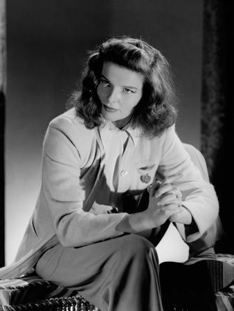 Katharine Hepburn, 1941