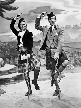 The Barkleys of Broadway, 1949