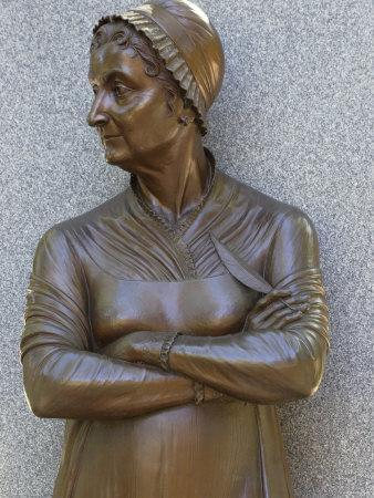 Abigail Adams Statue, Boston Women's Memorial