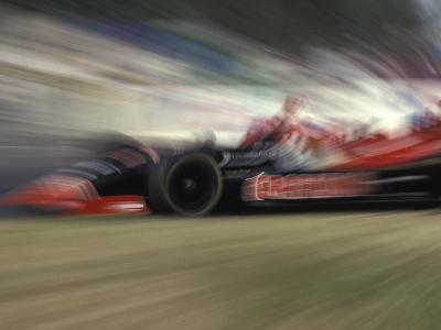 Auto Racing Action