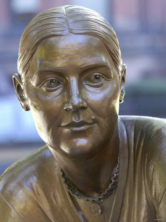 Lucy Stone Statue, Boston Women's Memorial
