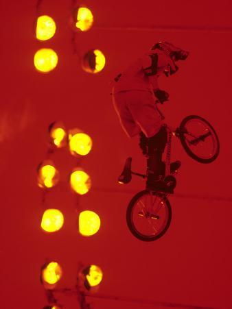 Bmx Cyclist