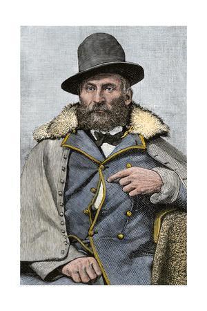 General George Crook, US Army
