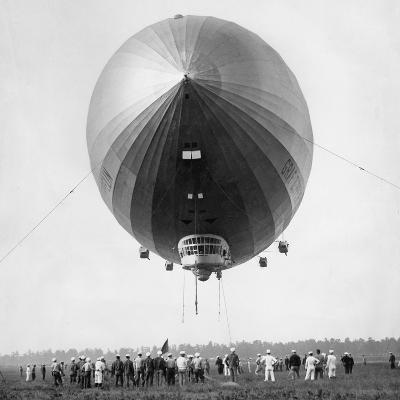 Airship 'Graf Zeppelin', 1929