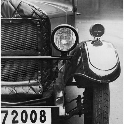 Automobile, 1930