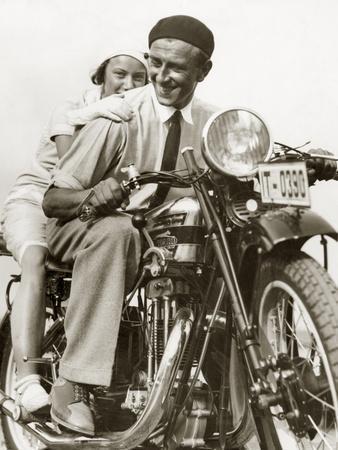 Motorbike, 1932