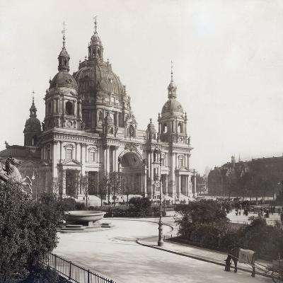 The Berlin Cathedral, 1911