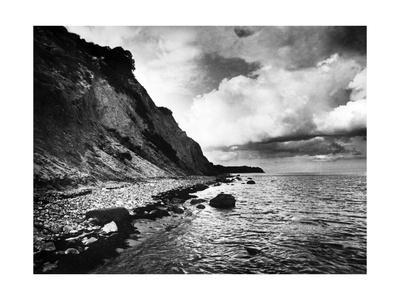 Küste bei Gdingen, 1934