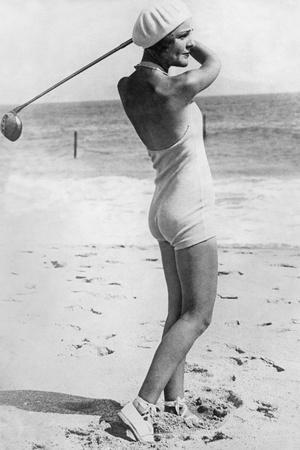 1930's Swimwear