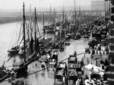Harbour of Boston, 1931