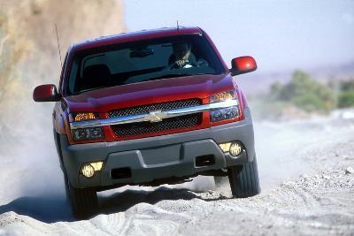 Chevrolet Avalanche 1500 4WD