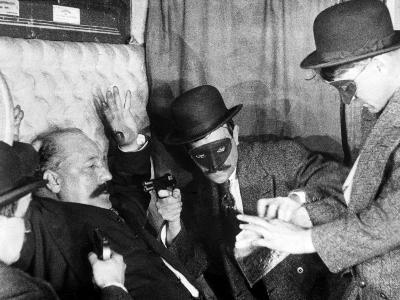 Edmund Breon: Fantômas Contre Fantômas, 1914