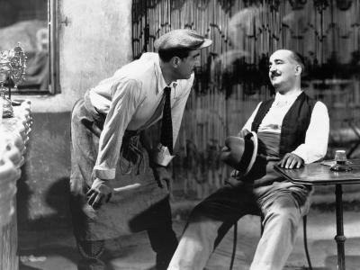 Raimu and Fernand Charpin: Marius, 1931