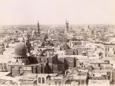 Overall View of Cairo (Egypt)