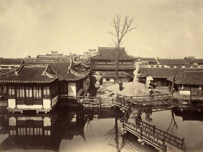 Yu Garden in Shanghai (China)