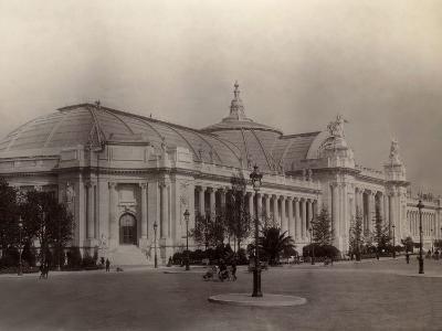 Paris, 1900 World Exhibition, The Grand Palais
