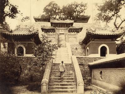 Black Dragon Temple, Hai Cung Tan (China)