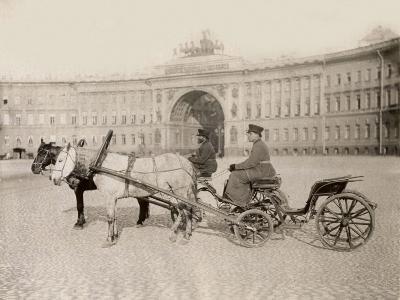 Russia, Harnessings in St. Petersburg