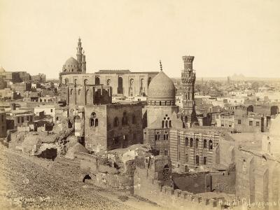 View of Cairo (Egypt)
