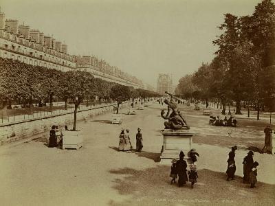 Paris, The Tuileries Garden