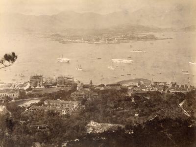 Hong Kong and Kowloon Bay (China)