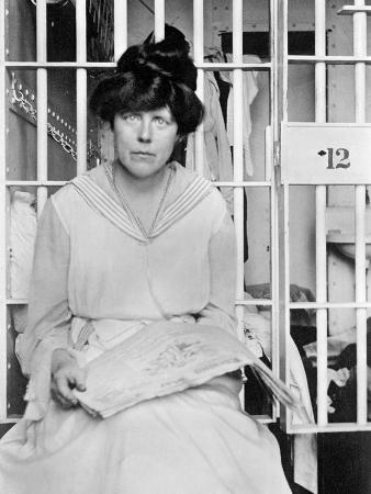 Lucy Burns (1879-1966)