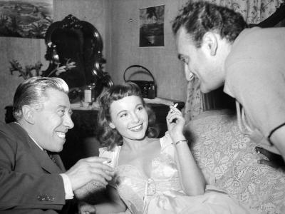 Henri Verneuil, Fernandel and Françoise Arnoul: Le Fruit Défendu, 1952