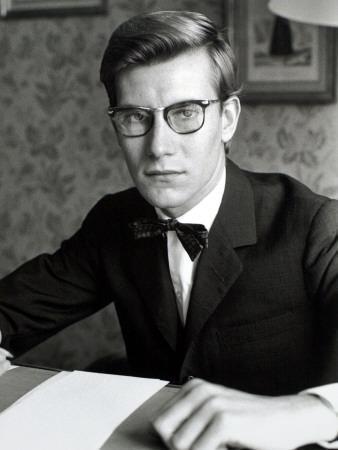 Yves Saint Laurent, July 1960