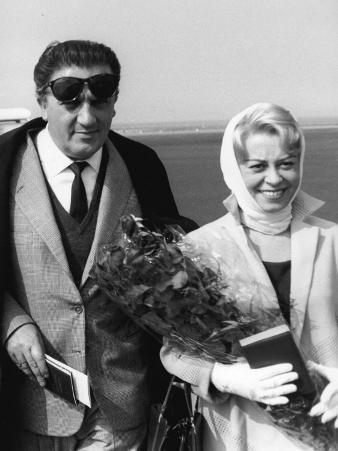 Federico Fellini, 1958