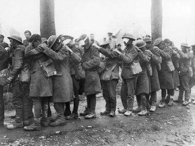 World War I: Gas Warfare