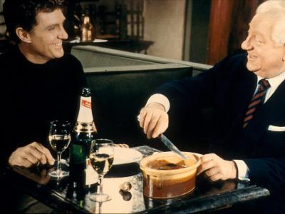 Jean Gabin and Robert Stack: Le Soleil Des Voyous, 1967