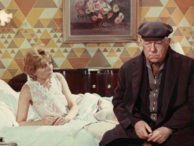 Annie Cordy and Jean Gabin: Le Chat, 1971