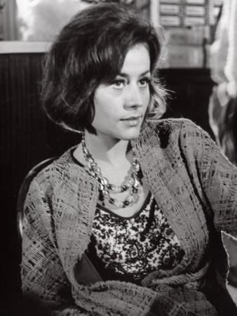 Annie Girardot: Le Bateau D'Emile, 1962