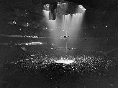 Boxing Match, 1941