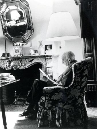 François Mauriac, October 16, 1959